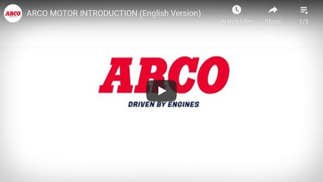 ARCO MOTOR INDUSTRAY CO , LTD